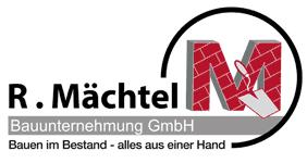 R. Mächtel Bauunternehmung GmbH Logo